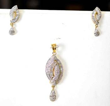 Marquise Diamond Set