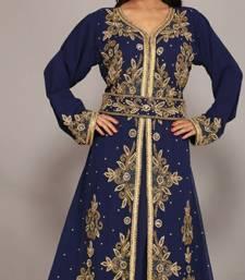 Dubai Kaftan Women Dress Long Gown Farasha Morocco jalabiya Wear