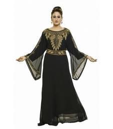 Buy Dubai Kaftan Women Dress Long Gown Farasha Wear
