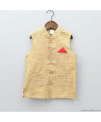 Modi Jacket With Pocket Stash