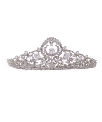 Beautiful Princess Look Bridal Tiarafor Parties