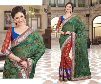 Party Wear Sari Pep1401