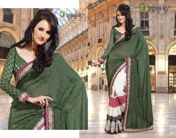 Party Wear Sari Pep1411