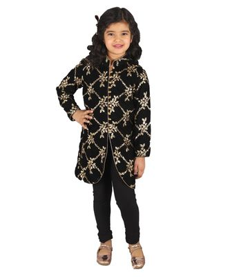 Velvet Jacket Style Suit