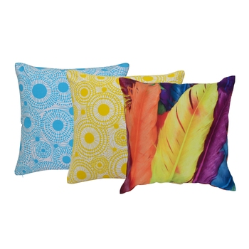 Reme Printed Cushion Covers in Colorful Prints