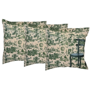Reme Cotton Printed Cushion Covers For Sofa
