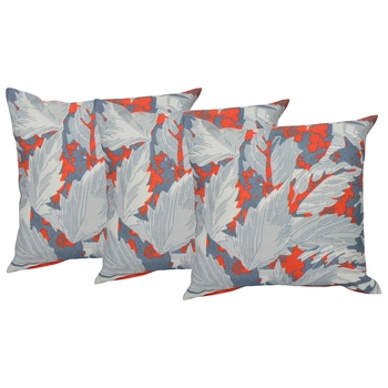 Reme Printed Cotton Multicolor Cushion Covers For Sofa