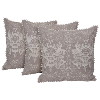 Reme Embroidered Cushion Pillow Covers