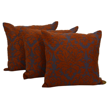 Reme Embroidered Cotton Multicolor Cushion Pillow Covers