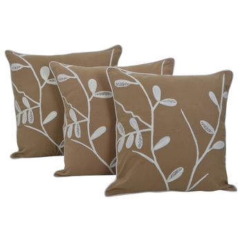Reme Embroidered Multicolor Cushion Pillow Covers