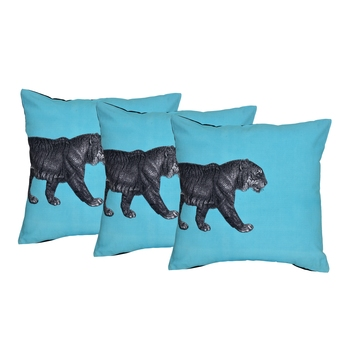 Reme Printed Multicolor Cushion Pillow Covers