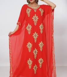 Dubai Kaftan Women Dress Long Gown Farasha Morocco Wear