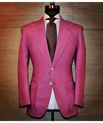 pink wool Latest Design Blazer Coat