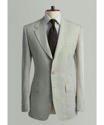grey wool Latest Design Blazer Coat