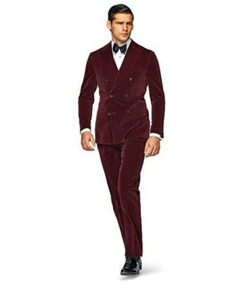brown Jodhpuri Velvet Suit