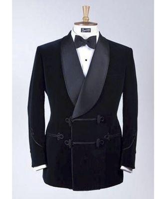 black Smoking Blazer Latest Design