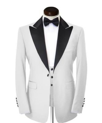 white Latest Design Blazer Coat