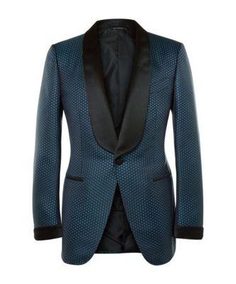blue Latest Design Blazer Coat