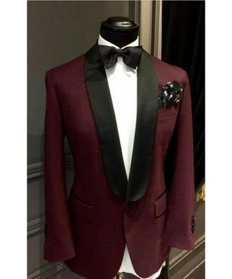 maroon Latest Design Blazer Coat