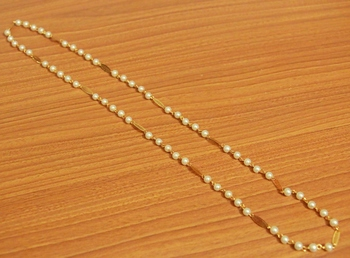 White Pearl Necklaces