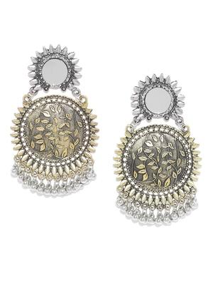 Infuzze Gold earrings