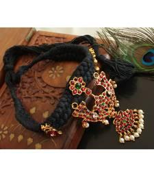 Beautiful Kemp Green Designer Necklace