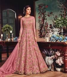 Indian anarkali salwar kameez suits designer bollywood pakistani wedding dress 2