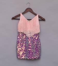 pink& Purple Dress