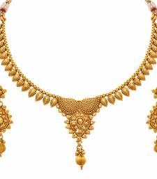Yellow jewellery