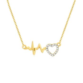 Yellow diamond necklaces