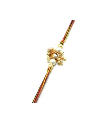 multicolor Jewellery Designer Fancy Stylish Beautiful Rakhi For Brother