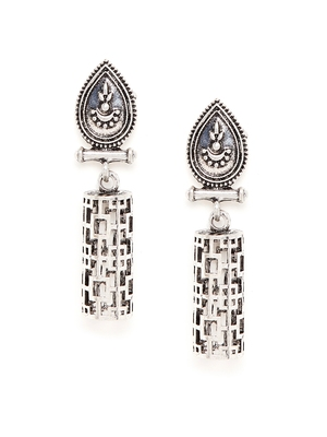 ZeroKaataSilver earrings