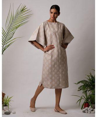 Chinaman Linen Dress