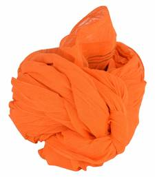 Madhu Shree Safa & Sherwani Jodhpuri Men's orange Turban