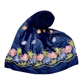 Blue Premium Diamond Flower