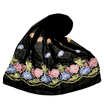 Black  Premium Diamond Flower