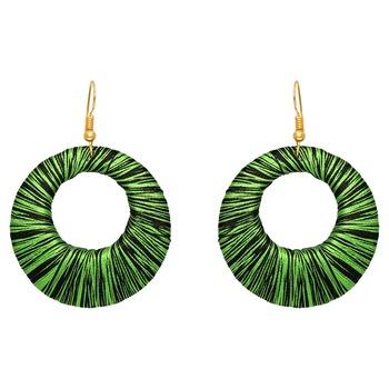 Green Danglers Drops