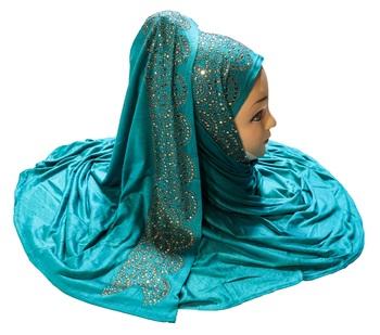 Justkartit Women'S Daily Wear Hosiery Soft Cotton 4-Way Hijab Scarf Dupatta