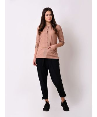 Women's Meadow Embroidered Top