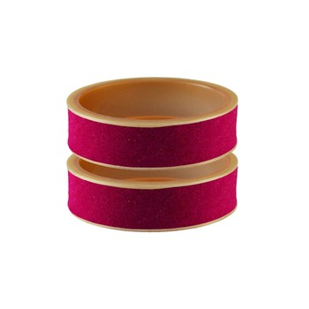 Rani Plain Acrylic Bangle