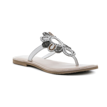 Trends & Trades Classy Women Flats with Embellishment