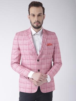 Multicolor Plain Polyester Stitched Men Blazers