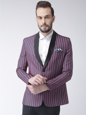 multicolor plain Polyester stitched men-blazers