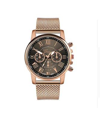 Estrid Gold-Black Watch