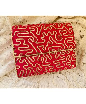 Evening Handwork Clutch