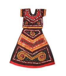 Black Girls Chaniya Choli