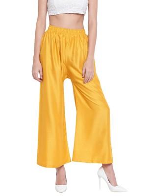 Women's Fashionable Stylish Hot Yellow Trousers