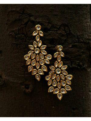Heavy Weight Gold earrings