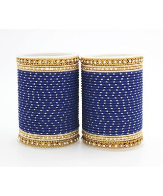 Set Of 2 Traditional Partywear Bangle Sets For Women