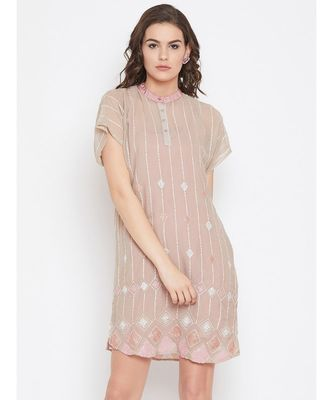 Pasteline Sequins Dress